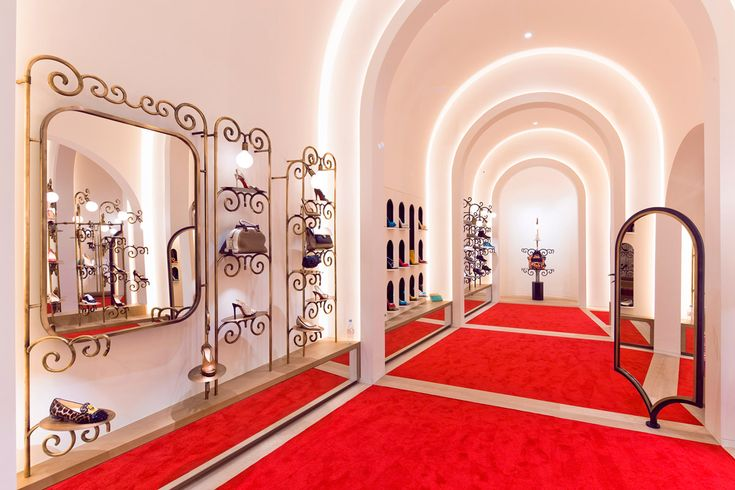 adresse boutique louboutin france