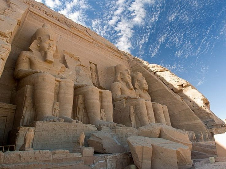Over Day Abu Simbel Tour by Bus .... Important to see the magnificent temples of Abu Simbel, you'll enjoy a personalized visit to Abu Simbel with the four rock-hewn pharaohs, you'll agree that the Great Temple is one of the most impressive sites in Egypt.