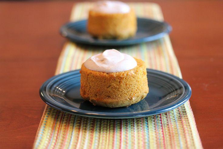 Yellow Cake Pumkin Recipe