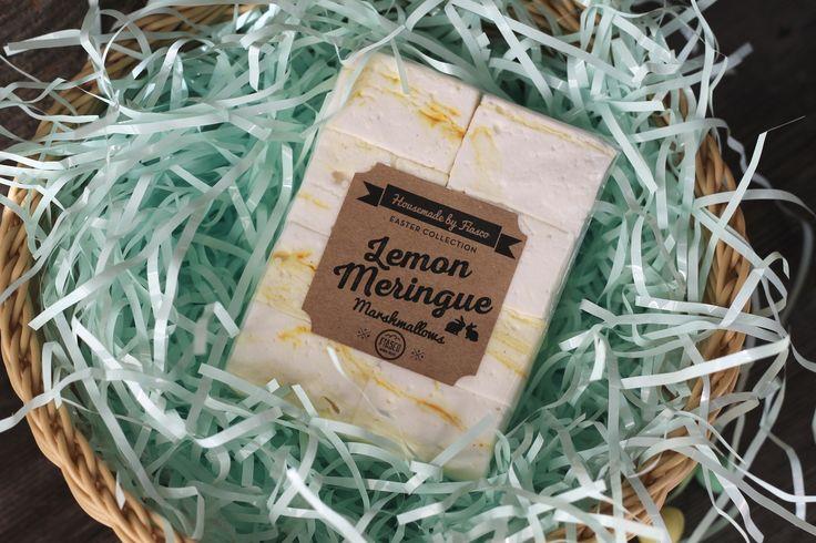Lemon Meringue Marshmallows — Fiasco