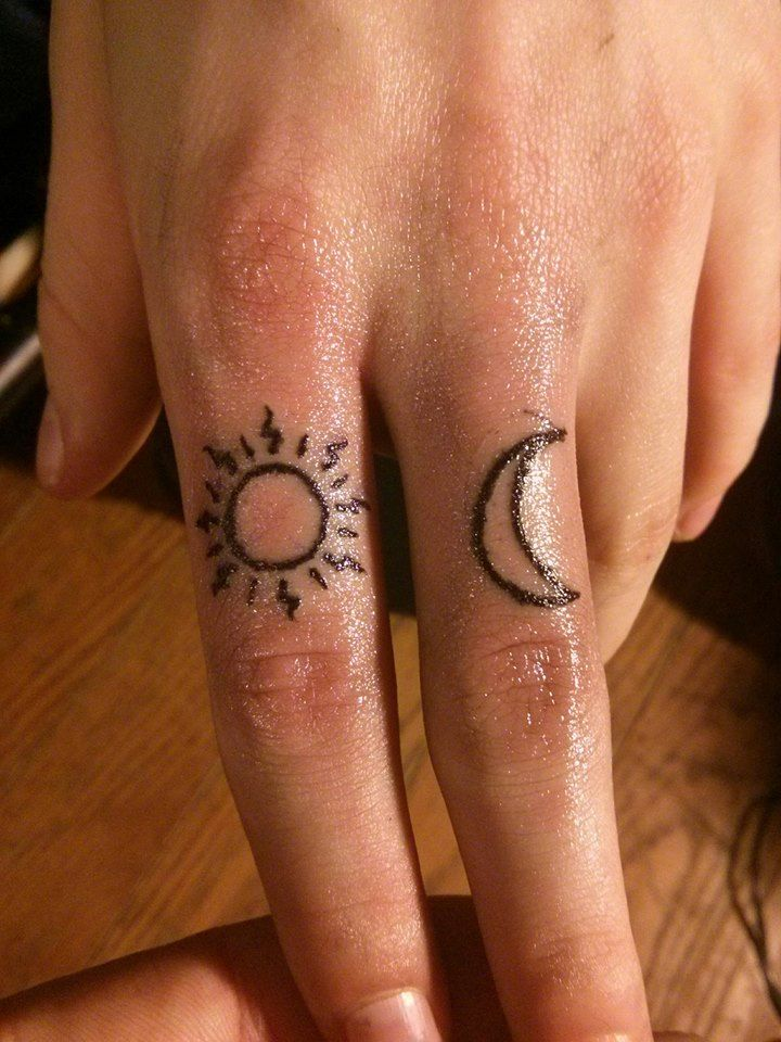 ad02fbb28 Looking for ideas to create your own sun and moon tattoo? Explore this  archive for gorgeous tattoo designs that can fill you with creative  inspiration!