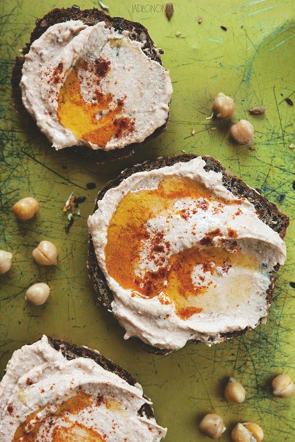 Hummus dyniowy » Jadłonomia