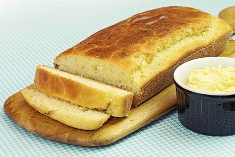 Pão Caseiro Super Fácil (sem sovar)