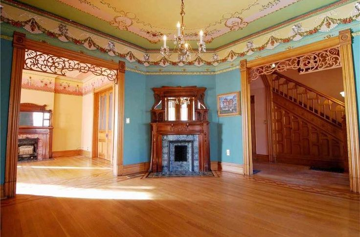 Queen Anne Indianapolis In 625 000 Old House Dreams Pinterest