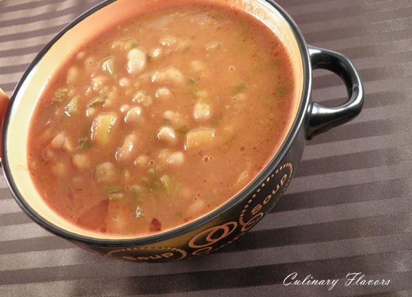 Cannellini Beans Soup