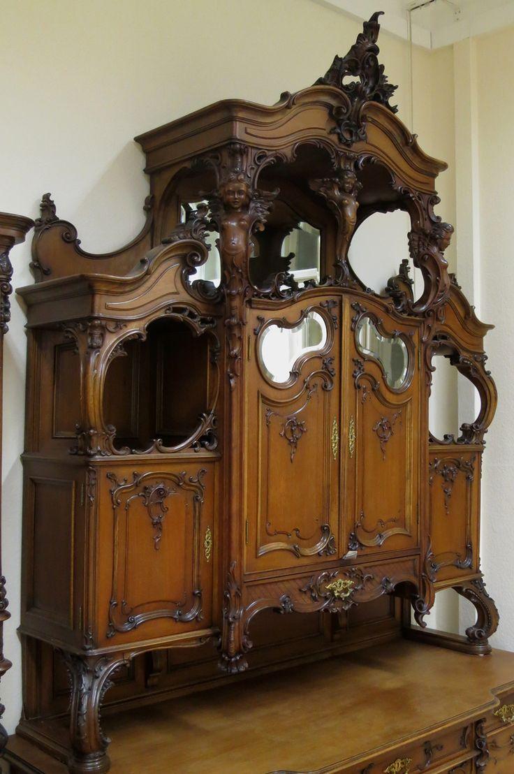 Pin By Sergio Bruno On Antique Furniture In 2019 Rococo