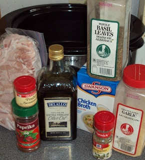 Spice It Up Pork -- simple recipe with pork chops & seasonings