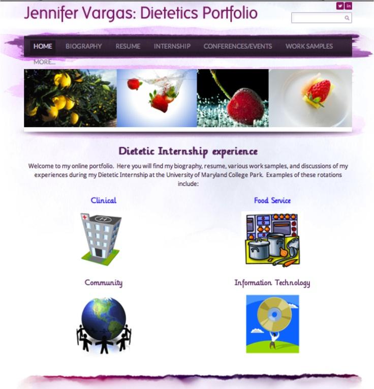 30 best Intern ePortfolios images on Pinterest Accounting - everest college optimal resume