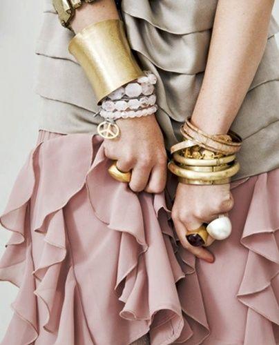 Detail ::an after 40 pink