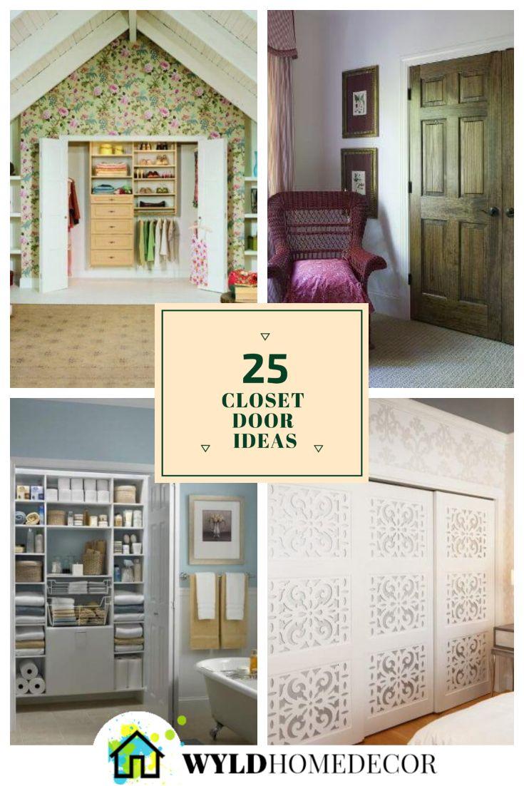 20 Best Closet Door Ideas That Won The Internet Stylish Design Tags Closet Doors Sliding Closet Doors Bifold Closet Doors Closet Doors Home Home Decor