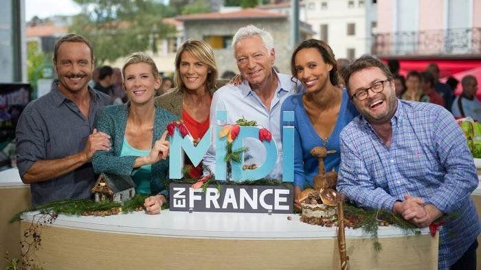 Midi en France : tout sur l'émission, news et vidéos en replay - France 3