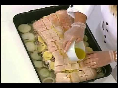 Pernil Desossado à Pururuca Ana Maria - YouTube