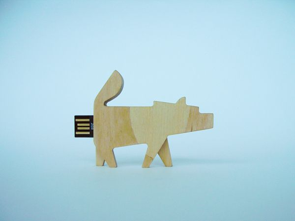 USB Flash drive designed by Chingiz Shakurov