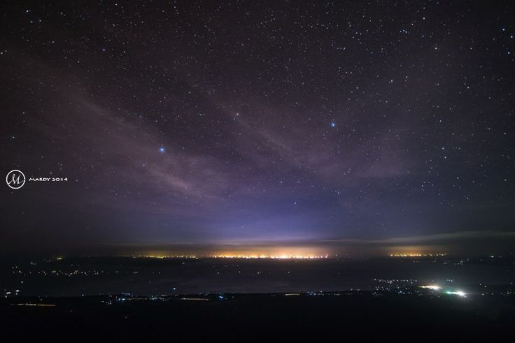 Over view from Bokor mountain in Cambodia by Mardy Suong