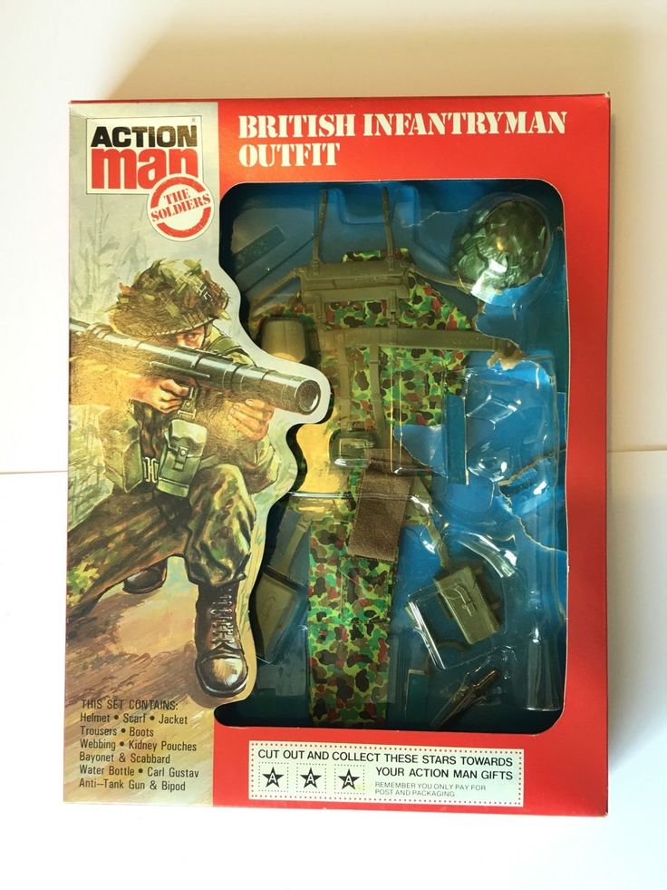 Vintage Action Man British Infantryman moc by Palitoy. Ex Employees. Gi JoeAction FiguresArmy & 76 best Action man images on Pinterest | Army Gi joe and Old ...