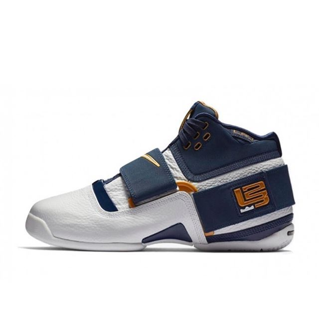 0a135552b0b0 5 31- Nike Lebron soldier 125  shoes  shoe  kicks  socialenvy  instashoes   lebron  dailyshoefrenzy