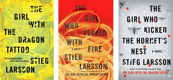 Stieg Larsson's Millennium Trilogy Girl with the Dragon Tattoo Bundle eBook