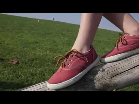 Zapatillas Contraste de Lona y Cordones - Zapatillas de cordones estilo inglés.  Fabricadas en lona lavada, muy resistente para niños y niñas e ideal para la temporada de primavera-verano. #ténis #sneakers #tennis