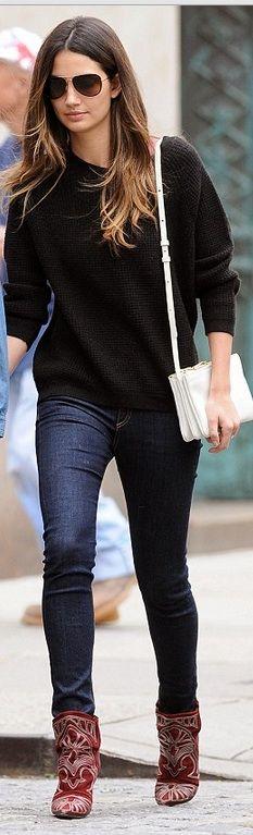 1000+ images about Lily Aldridge wearing Celine Trio Bag Isabel ...
