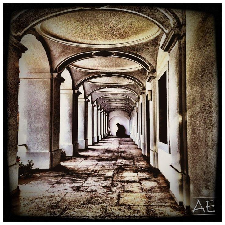 Corridor by AngelEowyn