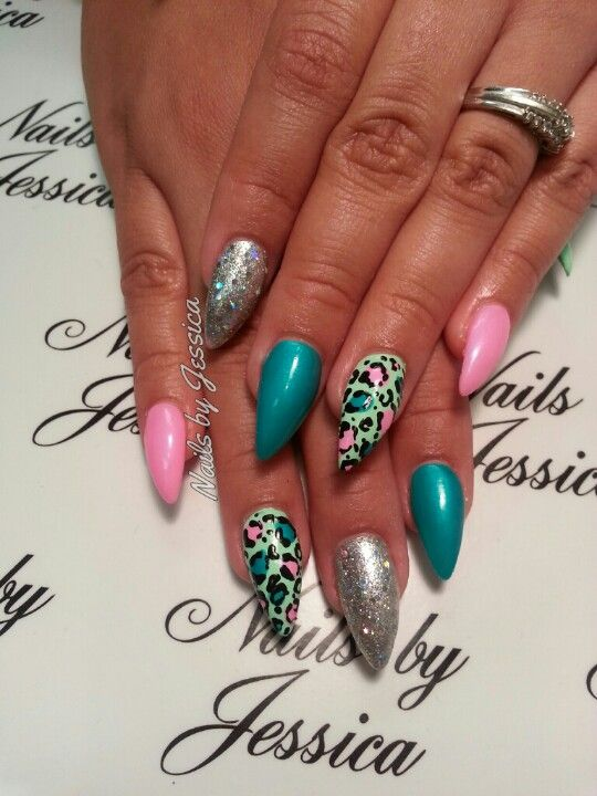 Stiletto nail designs - 276 Best Nails By Jessica Images On Pinterest Fabulous Nails