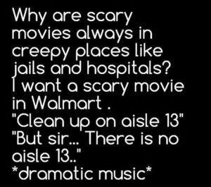 Scary Movie Locations