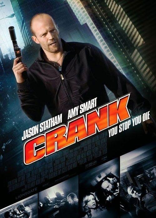 Crank (2006) 720p BluRay x264 ESubs AAC Dual Audio [Hindi DD2.0 + English DD2.0]