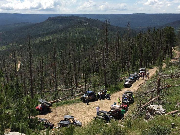 Best ATV/UTV Trails In The Black Hills Of South Dakota