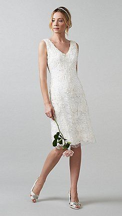 Ines Tapework Wedding Dress http://www.weddingheart.co.uk/debenhams---wedding-dresses.html