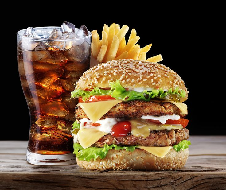 Junk food found to cause brain shrinkage #nutrition #brain