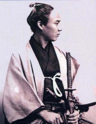 REAL SAMURAI - 19th Century