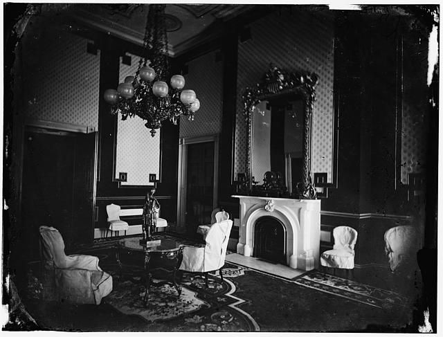 White House Interior, Old Green Room (1st Interior Photo?) Presidentu0027s  Study By Part 88
