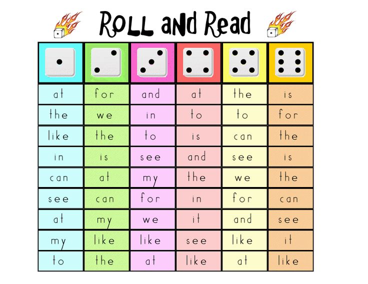 ~ sight word practice for word work ~ roll and read ~ an alternative to BINGO ~ free printable games boards ~