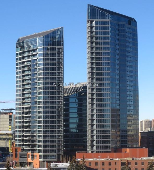 The Keynote Condo has lots of amenities and is very popular among young professionals.  Well built and great location in the Beltline