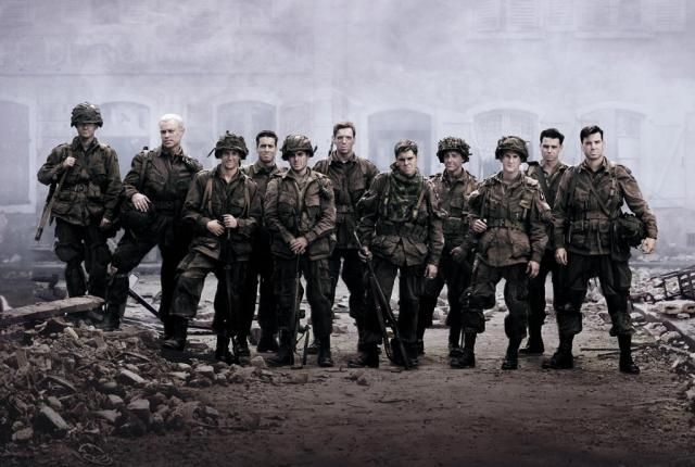 11 Actors You May Have Forgotten Were in Band of Brothers | Mental Floss