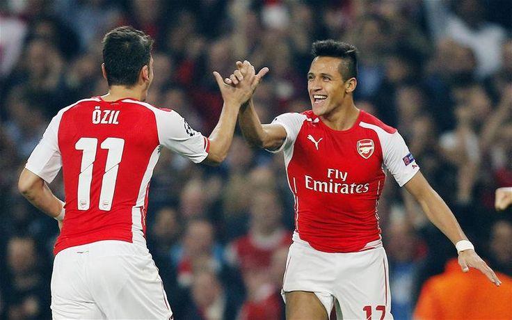 Adebayor: Arsenal Bukan Apa-apa Tanpa Sanchez dan Ozil