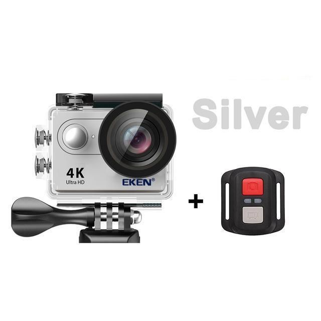 Silver Best Low Price 4k Ultra High Quality Action Camera Capture Every Minute Of Your Summer Or Perfec Action Camera Waterproof Camera Case Waterproof Camera