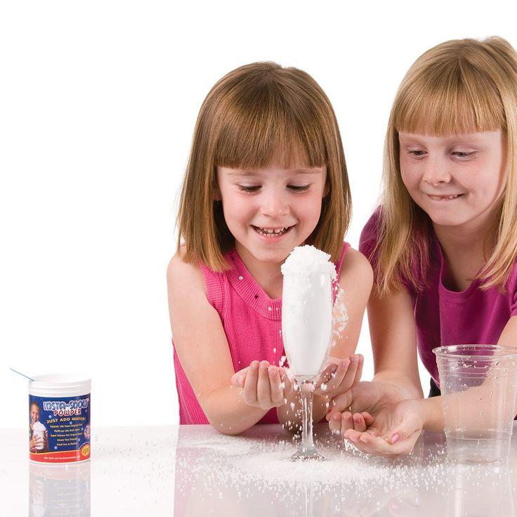 The Original Instant Snow Powder | Steve Spangler Science