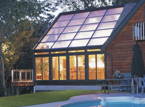 113 best sun porch ideas images on pinterest for Solarium cost