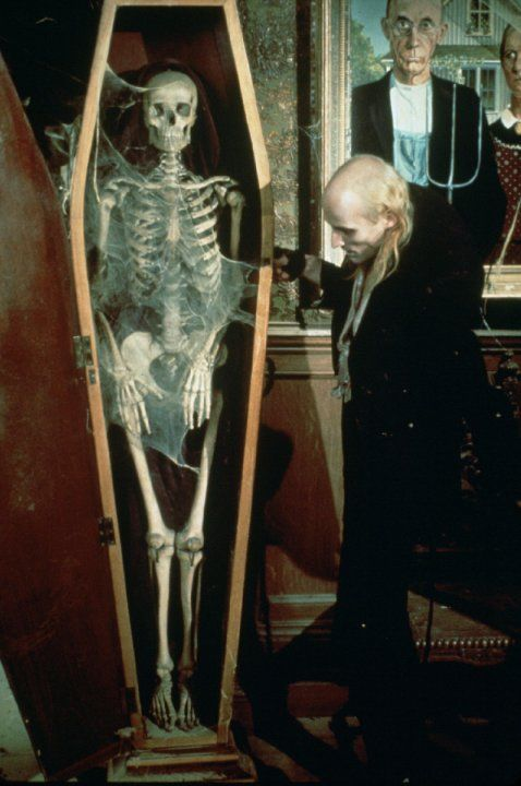 Still of Richard O'Brien in The Rocky Horror Picture Show (1975)