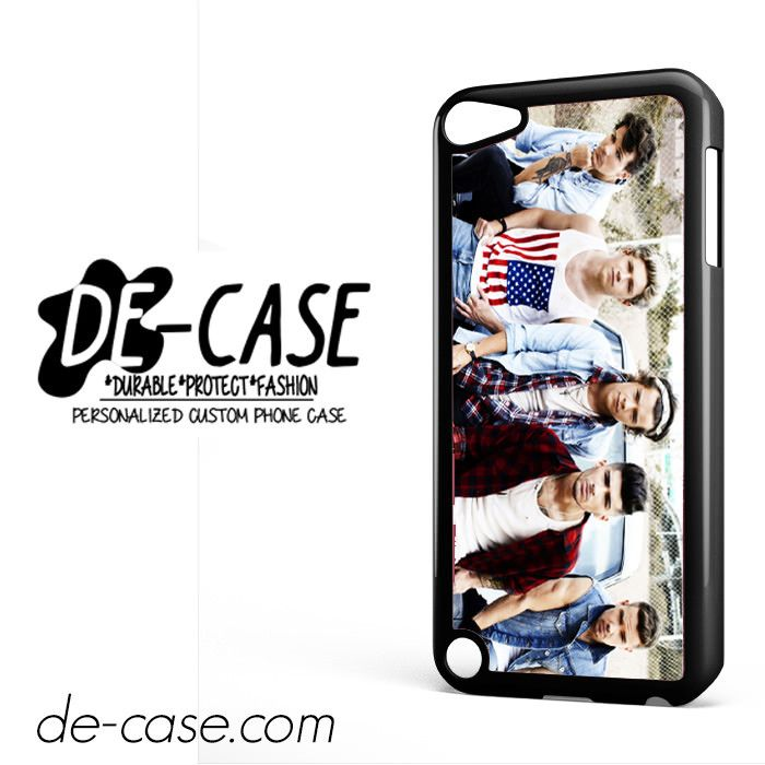 One Direction Cool Photo Magazine 21 For Ipod 5 Case Phone Case Gift Present