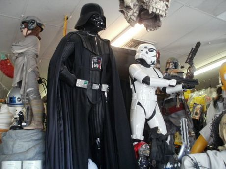 Reinke Brothers Costume and Halloween Superstore - Open All Year!