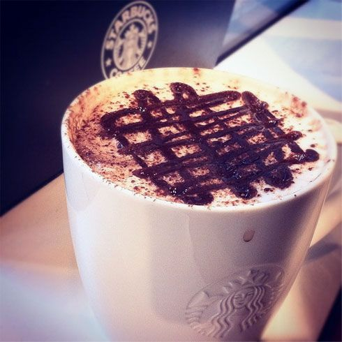 Deluxe Hot Chocolate - 15 New Secret Starbucks Drinks for Fall and Winter