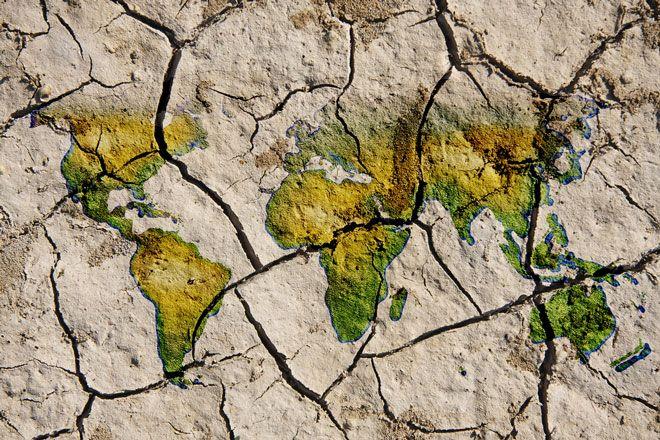 Экстремальные погодные события и изменение климата связаны между собой