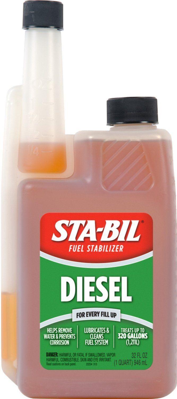 Sta-Bil 22254 Diesel Fuel Stabilizer, 32 Oz