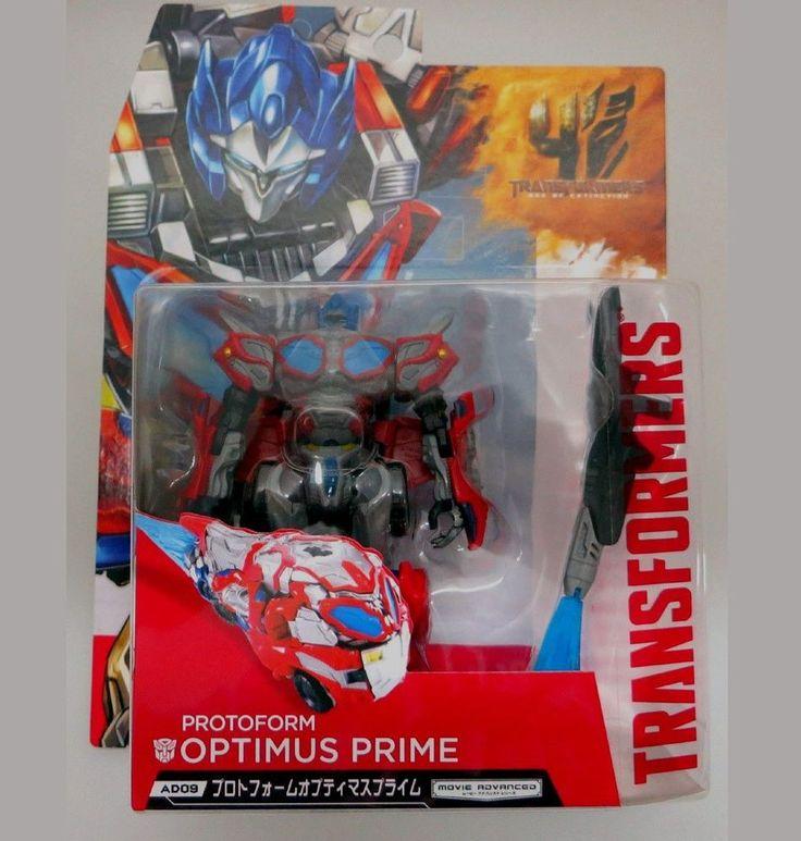 Transformers Movie Advance Protoform Optimus Prime AD09 Takara Tomy Japan Toy