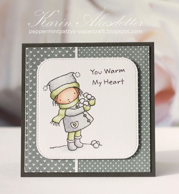 You warm my heart!  For more info: I share my creative projects here: https://www.instagram.com/peppermintpatty42/ and on my blog: http://peppermintpattys-papercraft.blogspot.se and on pinterest; https://www.pinterest.se/peppermint42/my-watercolors/