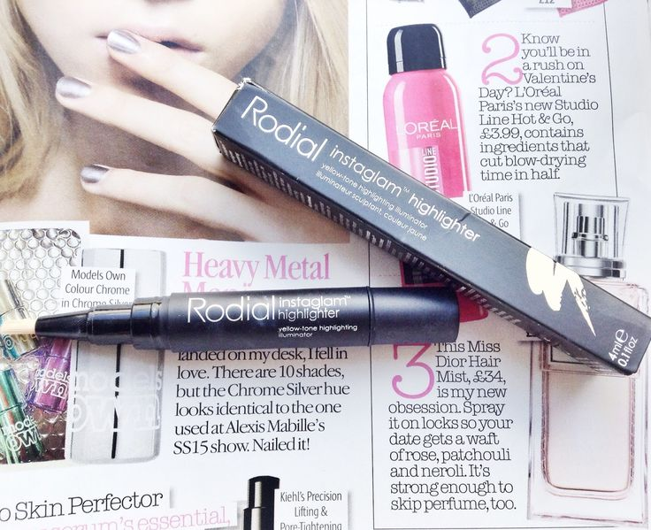 Rodial Instaglam Highlighter - a makeup must have!