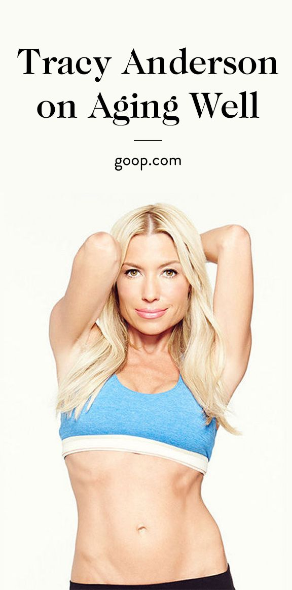 Thank you, Tracy Anderson