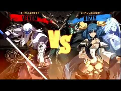 NEC 17 Guilty Gear Xrd Revelator Pool matches Part 4